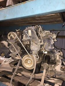 2001 HONDA CIVIC DX ENGINE