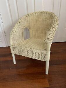 Kids wicker / rattan indoor / outdoor chair