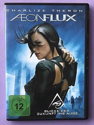 DVD • AEON FLUX - Charlize Theron #K11, gebraucht gebraucht kaufen  Berlin