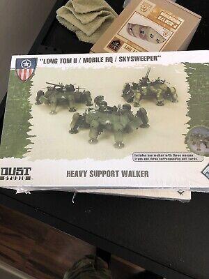 Dust 1947 - Primed - Heavy Support Walker