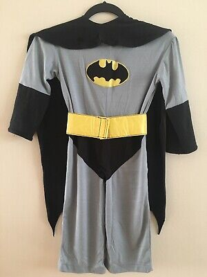 Handmade 1 Piece Batman Costume for Kids