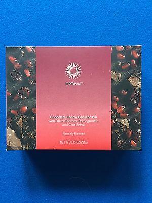 Medifast Optavia Chocolate Cherry Ganache Bars   7 Bars   Free Shipping