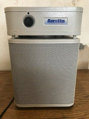 Austin Air HealthMate Jr HEPA Air Purifier HM-200 (used) Free Ship