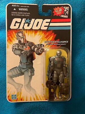 Gi Joe Cobra Mercenary Wrath MOC