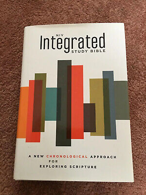 """NIV Integrated Study Bible"" ~ Hardcover ~ Edited by John Kohlenberger"