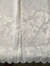 $10 BRAND NEW WHITE TABLE CLOTH Warnbro Rockingham Area Preview