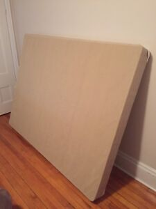 Free boxspring, pick up only ***queen size