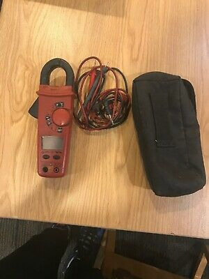 Amprobe Ac75b Digital Clamp Meter600a750vtrms