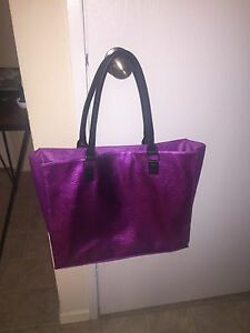 Purple Tote Bag - $5
