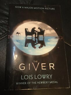 The Giver by Lois Lowry. Nic's books