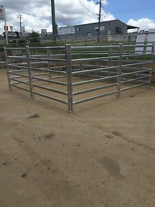 Cattle Panels Heavy Duty 80x40x1.8mm oval rails 45kg SALE PRICE Torrington Toowoomba City Preview