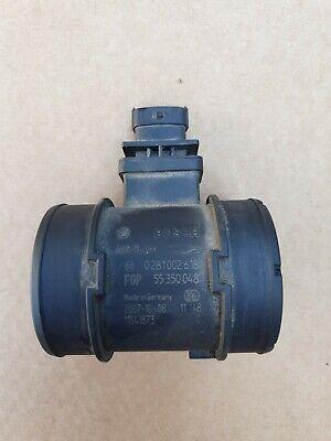 Mass Air Flow meter Sensor 0281002618 Opel Vauxhall Saab Fiat BOSCH used