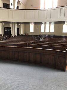 Everything in this old church is for Sale
