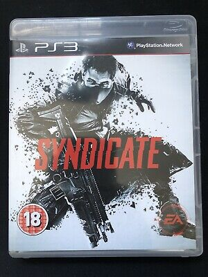 Syndicate Playstation 3 PS3 Game for sale  Shipping to Nigeria
