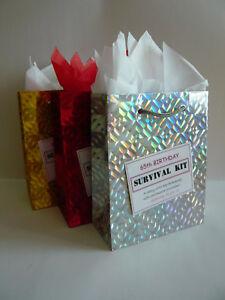 FEMALE 65th Birthday SURVIVAL KIT Humorous Gift Idea Unusual Fun Novelty Present