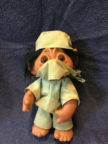 1977 DAM 9 Inch Surgeon Troll Doll