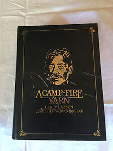 Henry Lawson - a camp fire yarn Wilberforce Hawkesbury Area Preview