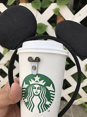 Disney Starbucks Cup Pin