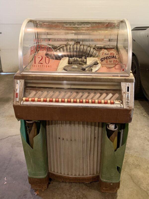 Rockola 1446 1438 Jukebox for Complete Restoration