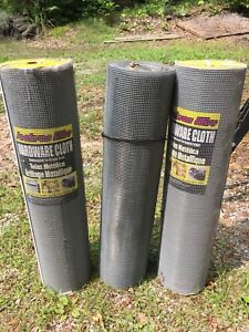 Hardware Cloth - Wire Mesh Fencing Rolls