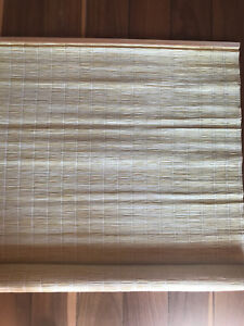 "Brisa Roll-up Blind 36""W x 72""L"