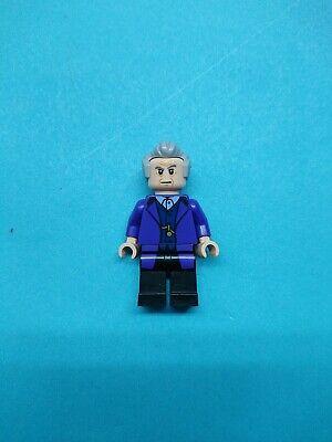 Lego Ideas Doctor Who Minifigure The Twelfth Doctor, Purple Coat 21304!
