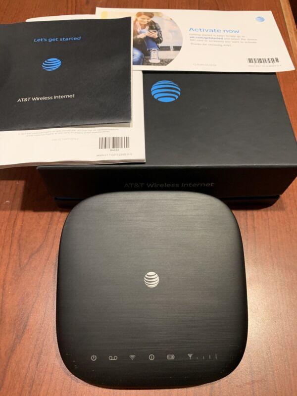 AT&T ZTE Unlocked Wireless Internet WiFi Modem 4G LTE Home Base Router MF279