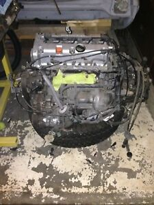 2001 Acura RSX Engine and Transmission