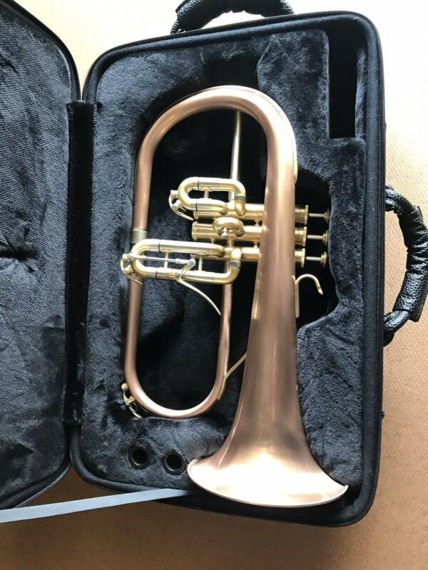 Blessing BFH-1541RT Flugelhorn, Minor Ding