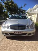 2005 Mercedes-Benz E200K Sedan Paradise Point Gold Coast North Preview