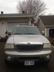 FOR SALE 2005 LINCOLN AVIATOR SPECIAL EDITION