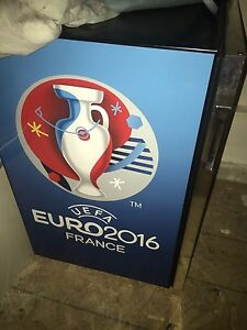 Euro 2016 carlsberg beer fridge