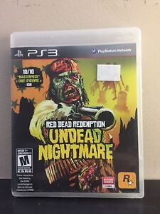 Undead Nightmare - PS3 Game