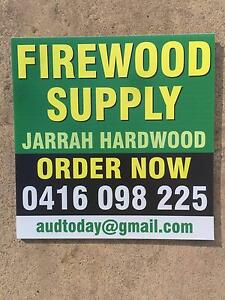 FIREWOOD - DRY - SPLIT - JARRAH Baldivis Rockingham Area Preview