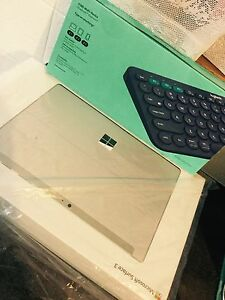 Microsoft surface 3 with wireless keyboard Leumeah Campbelltown Area Preview