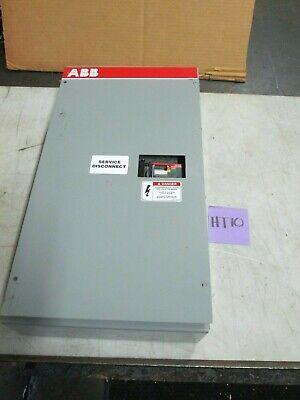 Abb Circuit Breaker Enclosure Cat T3e-1 20x11x4 Deep 225 Amps Max New
