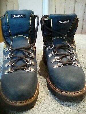josef seibel mens walking boots size 8