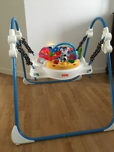 Jumpeur Fisher price