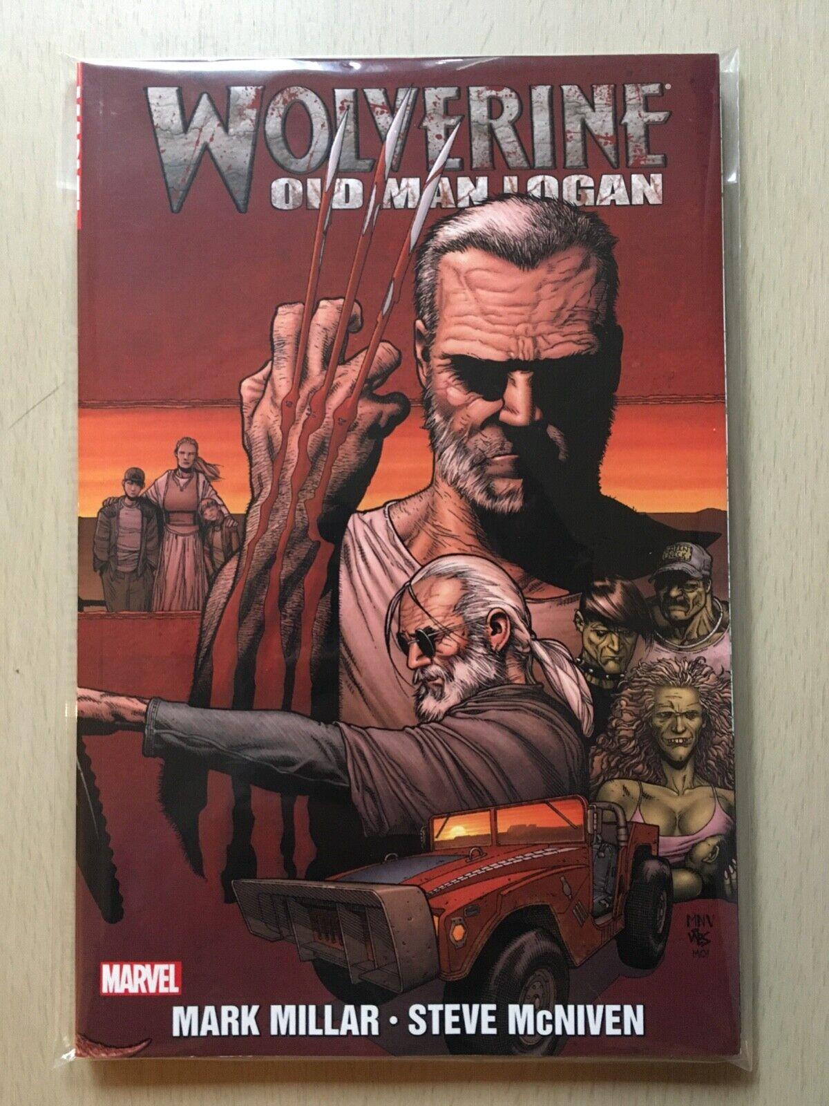 Wolverine Old Man Logan TPB Marvel Mark Millar Steve McNiven - $20.00