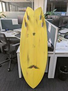 Dick Van Straalen 5'5 Wasp handshape surfboard