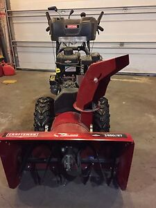"Sears Craftsman 27"" - 2 stage self propelling snow blower"