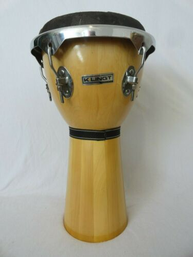 KLINGT GERMAN DESIGN SIAM OAK TUNABLE DJEMBE DRUM
