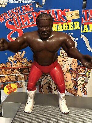 WWE WWF LJN Junk Yard Dog JYD Wrestling figure Toy vintage classic NWA WCW AWA