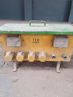 110v site transformer -  Used , Good as Extension Box