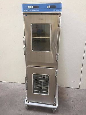 Enthermics Ec1540cl Dual Chamber Warming Cabinet Blanket Warmer Amsco Mac