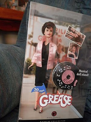 """Matel Barbie Pink Label - 30 Years Grease - """"Rizzo"""" - Mint in Box"""