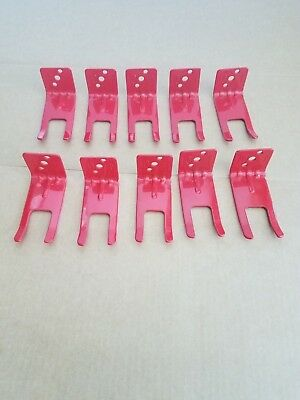 Fire Extinguisher Wall Bracket - Lot Of 25 - Fork Style - Wall Mount
