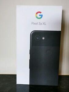 Sealed Pixel 3a XL 64GB Black