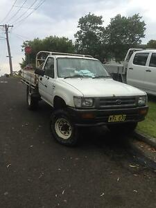 1992 Toyota Hilux Other Mollymook Shoalhaven Area Preview