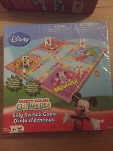 Mickey Mouse Silly Switch Game